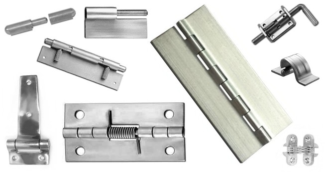 Different Types Of Hinges Selecting The Right Hinge For