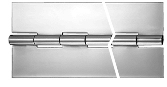 Stainless Steel Hinges At Guden Marine Hinges Piano