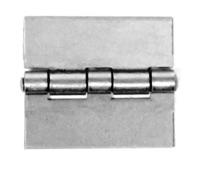Plain Steel Rectangular Butt Hinges